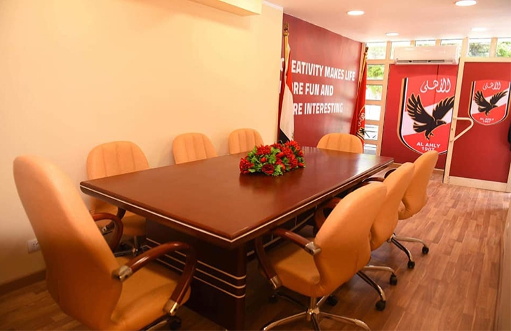 Office furniture companies in Egypt