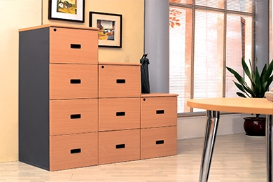 FILING DRAWERS UNIT